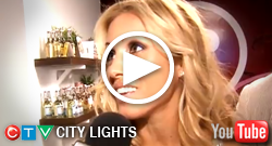CTV City Lights Youtube Video